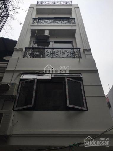 Bán nhà Vạn Phúc, Ba Đình, ngõ rộng gần phố giá 5.3 tỷ ảnh 0