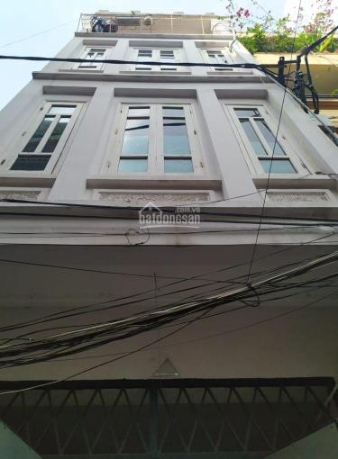 Cho thuê nhà 38m2x4 tầng tại Nguyễn Khánh Toàn. 9,5 triệu/tháng ảnh 0