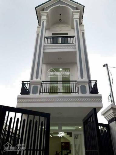 Nhà hẻm ô tô Trần Bình Trọng, Phú Thọ, Thủ Dầu Một, Bình Dương 1 trệt 2 lầu, 3,6 tỷ ảnh 0