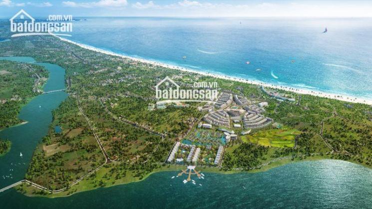 Shoptel biển La Queenara - TT 10% đến nhận nhà - vay 0% lãi suất 18 tháng - Cam kết mua lại 125% ảnh 0