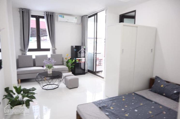 Bán tòa nhà căn hộ phố Hoàng Ngân, 23 phòng full đồ, 130 triệu/ tháng, chỉ 16.85 tỷ ảnh 0