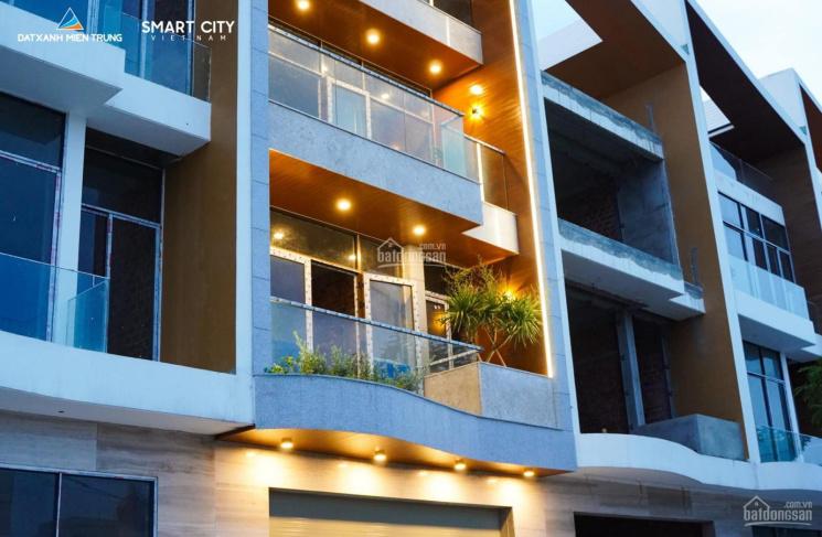 Bán nhà 2 mặt tiền đường view sông Hàn, trung tâm TP Đà Nẵng, DT 144m2 x 3,5 tầng, chiết khấu 9% ảnh 0