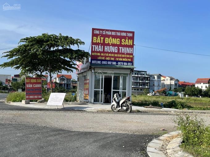 Chuyên bán đất dịch vụ Vân Canh Hoài Đức giá siêu rẻ, sổ đỏ vị trí đẹp đắc địa, nhiều lựa chọn ảnh 0