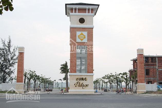 Cần bán nhiều lô đất biệt thự khu làng Châu Âu ( Euro Village 1 ) Đà Nẵng
