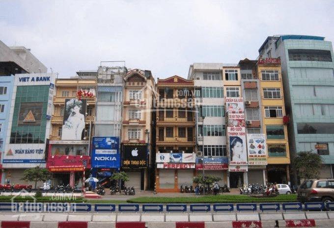 Nhỉnh 4 tỷ mặt phố Ô Chợ Dừa - phân khúc mặt phố cực hiếm - sổ đỏ chính chủ ảnh 0