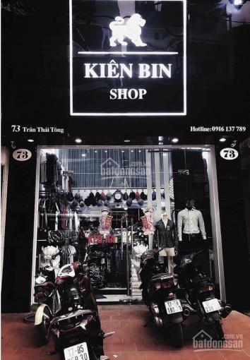 Cần bán nhà mặt phố Trần Thái Tông - TP Thái Bình ảnh 0