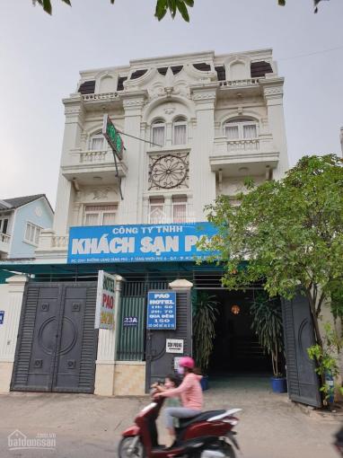 Bán khách sạn mặt tiền Làng Tăng Phú, Quận 9, ngang 10.6m*25m=250m2. Giá rẻ bán gấp 20 tỷ TL ảnh 0