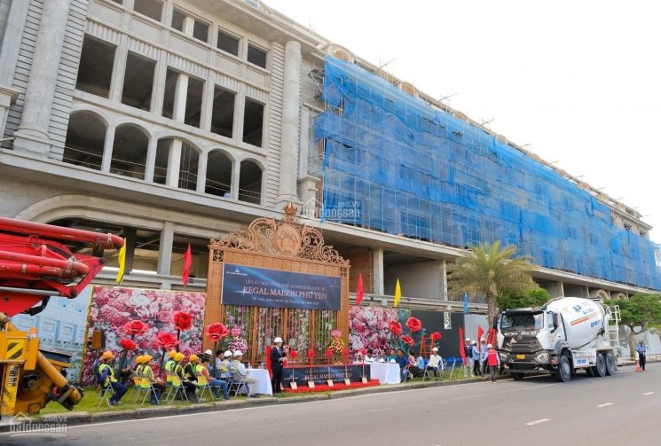 Mở bán shophouse nhà phố Regal Maison Phú Yên, lâu đài hùng vĩ nhất Phú Yên, 5,7 tỷ sở hữu ngay ảnh 0