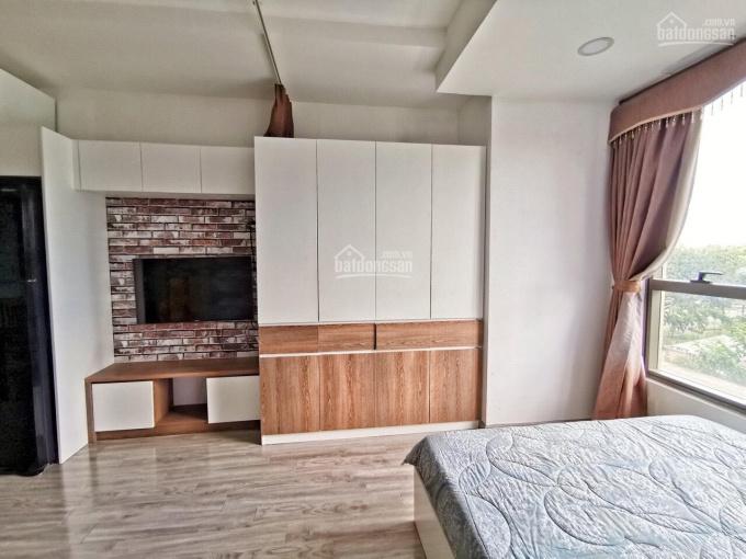 Bán căn hộ mini view trực diện công viên Gia Định 35m2 1PN Nội thất cao cấp, c/cư Garden Gate Q. PN