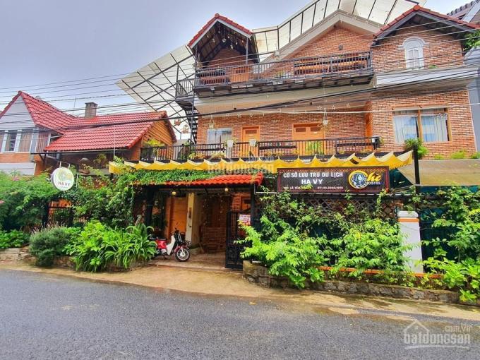Bán khách sạn đường Lê Văn Tám, về quê sống ảnh 0