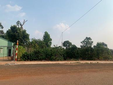 Bán nhanh lô đất 120m2 mặt tiền Nguyễn Trãi, Đăk Đoa, kinh doanh tốt, giá rẻ. LH 0989734734 ảnh 0