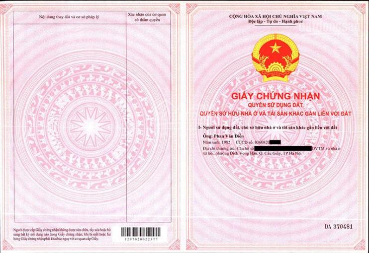 Mở bán đất Bắc Đồng Đầm, Tiền Hải 15 tr/m2, chiết khấu 5%, vay ưu đãi, đã có sổ, hoàn thiện hạ tầng ảnh 0