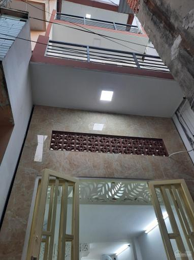 Giá tốt! Nhà mới 100% Bùi Đình Túy, P12, 4 tầng, 16m2 (3m x 5,5m), chỉ 2,5 tỷ ảnh 0