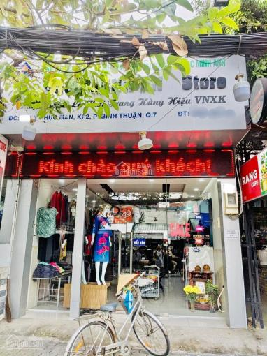 Giảm giá bán gấp nhà mặt tiền kinh doanh Lý Phục Man, P. Bình Thuận, Q7. DT: 4,3x30m. CN: 115.8m2 ảnh 0