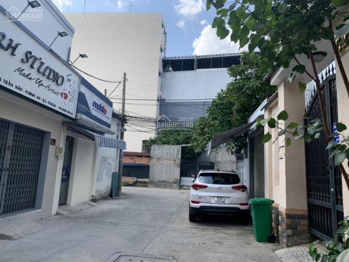 Cho thuê nhà nguyên căn bé xinh, 1 trệt 1 lầu, 100m2 Trần Não, Bình An, thích hợp kinh doanh online ảnh 0
