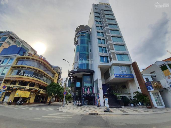 Chính chủ xác nhận bán góc 98R - 100 Lê Lai và 2 Nguyễn Văn Tráng. DT 14x20m Mr Hùng 0909809999 ảnh 0