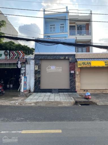 Cho thuê nhà mặt tiền đường Bình Trị Đông 4x26m nhà cấp 4 KD tự do ảnh 0