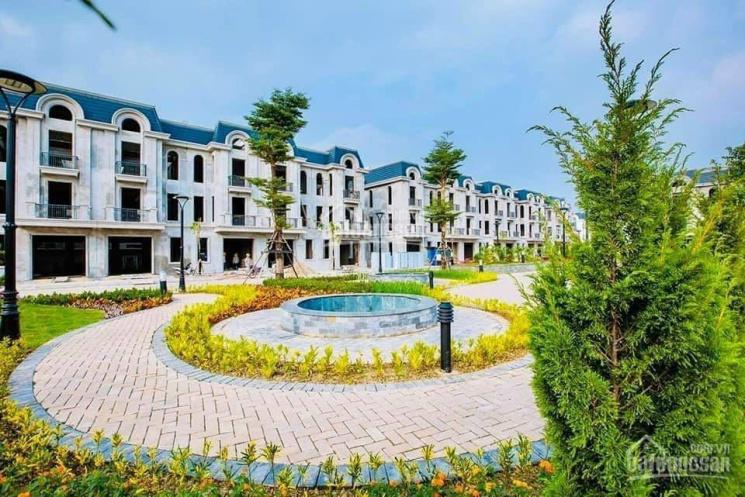 Cơ hội đầu tư Liền Kề 96m2 - 158m2 mặt đường 30m khu đô thị Crown Villas - thành phố Thái Nguyên ảnh 0