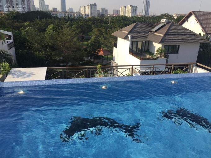 Cho thuê biệt thự quận 7 Phú Mỹ Hưng có hồ bơi giá rẻ ảnh 0