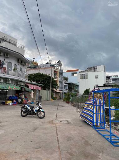Bán lô đất 2 mặt tiền, nở hậu, đường oto 6m, P. An Lạc, Q. Bình Tân, DT 66m2 (4m1x15m) nở hậu 5m1 ảnh 0