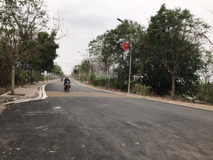 Cần bán gấp đất tặng nhà 2 tầng Yên Mỹ - Thanh Trì - DT 95m2. Liên hệ 0904700869 ảnh 0