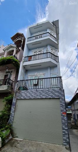Bán nhà 2 mặt tiền hẻm kinh doanh, Tân Sơn Nhì, P. Tân Sơn Nhì, Tân Phú. Giá rất rẻ ảnh 0