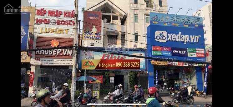Nhà mặt tiền 458 Nguyễn Thị Thập DT 8x27m cần bán nhanh 50 tỷ. LH: 090 288 5275 ảnh 0