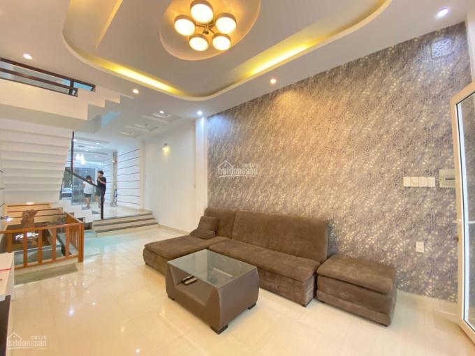 Bán nhà 3 tầng kiên cố đường B6 KĐT Vĩnh Điềm Trung, Nha Trang. giá 4,8 tỷ ảnh 0
