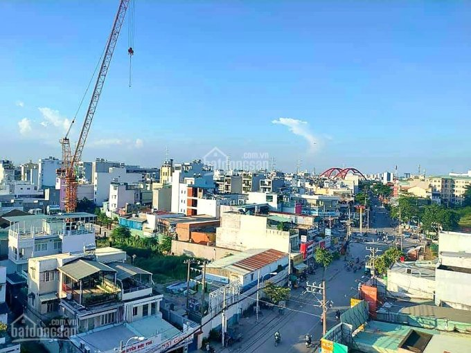 Mặt phố KD, (4.6x26.7m), 6T, 7PN, Nơ Trang Long, Phường 13, Quận Bình Thạnh ảnh 0