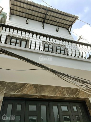 Nhà mới 3.6x12m, 1 lầu, Lương Văn Can, P.15, Q.8 ảnh 0