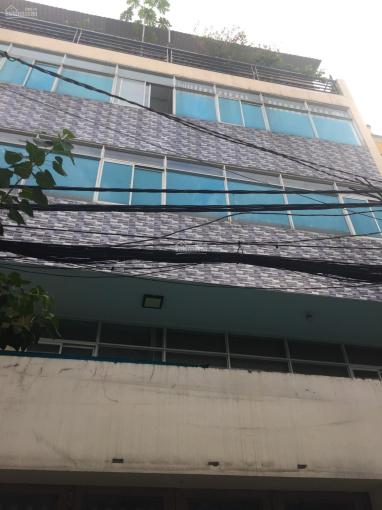 Nhà bán đường Trường Chinh quận Tân Bình, diện tích 11 x 18m, 5 tầng có thang máy ảnh 0