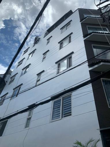 Nhà bán đường CMT8 quận Tân Bình, diện tích 4 x 16m nở hậu 4.2m, xây dựng 7 tầng ảnh 0