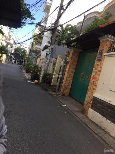 Nhà bán góc 2 mặt hẻm xe hơi đường Trường Chinh, P14, TB, DT 10x10m, giá chỉ 12 tỷ ảnh 0