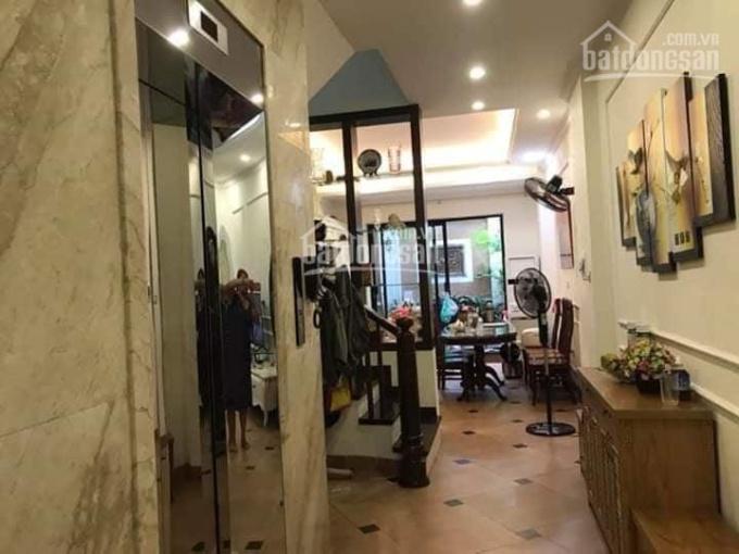 Phân lô - ga ra ô tô - thang máy - trung tâm quận Cầu Giấy - văn phòng công ty ảnh 0