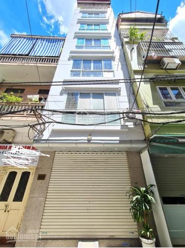 Bán nhà phố Ao Sen, Hà Đông đường ô tô tránh, thang máy 50m2, 7 tầng kinh doanh sầm uất ảnh 0