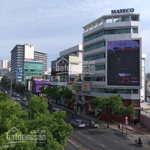 Bán nhà mặt tiền đường An Dương Vương ngay Nguyễn Văn Cừ, Quận 5, DT: 8.5m x 21m, 42 tỷ TL ảnh 0