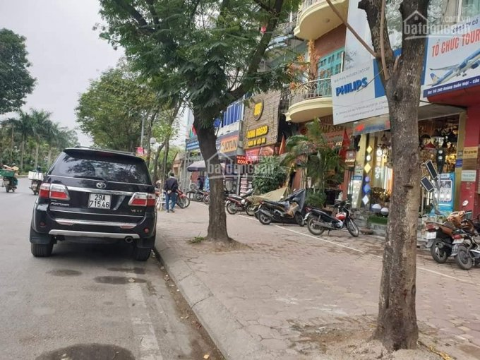Cần bán 160m2 nhà mặt đường Phú Xá - Phú Thượng - Tây Hồ - LH 0967578595 ảnh 0