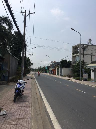 Bán đất đường Tỉnh Lộ 15, Củ Chi, DT 10mx50m, có 200m2 thổ cư, KV dân cư đông, đầu tư cực lời ảnh 0
