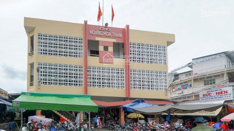 Bán nhà mặt tiền chợ Hoàng Hoa Thám, phường 12, Tân Bình. DT 4x19m, giá 24 tỷ ảnh 0