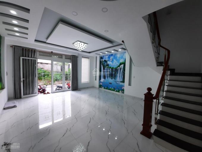 Bán nhà 3 tấm mặt tiền 6m KDC Gia Hòa, xã Phong Phú, H. Bình Chánh, 6,3x13,39m, 5,2 tỷ ảnh 0
