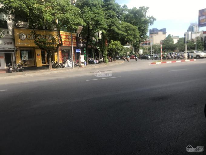 Nhà mặt phố Nguyễn Chí Thanh giáp ngã tư đường Láng Trần Duy Hưng, 80m2 x 5 tầng x MT 9 m cần bán ảnh 0