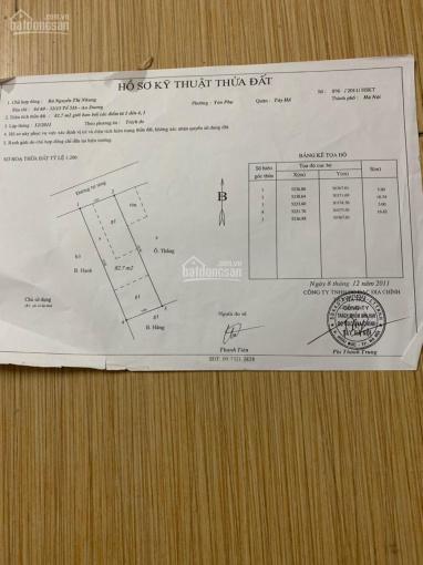 Chính chủ bán nhà phố An Dương - Yên Phụ - Tây Hồ - Hà Nội ảnh 0