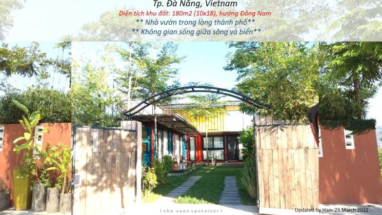 Nhà ở Sơn Trà, Đà Nẵng, đường Trần Sâm, cạnh khách sạn Golden Bay ảnh 0