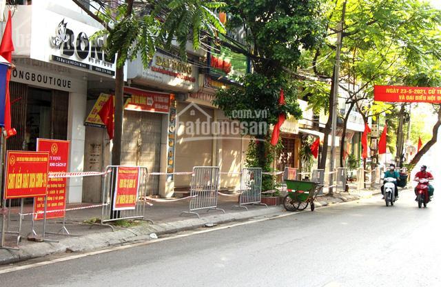 Chính chủ cần bán lô đất ngõ phố An Ninh, TP Hải Dương ảnh 0
