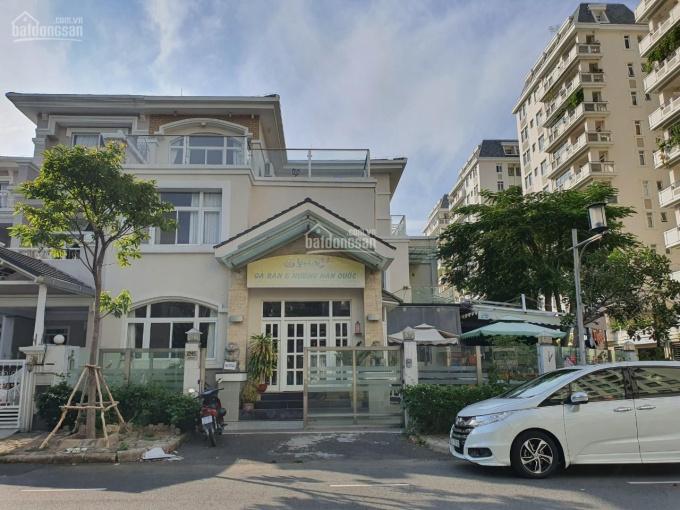 Dịch covid kẹt tiền làm ăn bán nhanh căn biệt thự Nam Thông-PMH, nhà đẹp DT 200m2 bán giá 33,5 tỷ ảnh 0