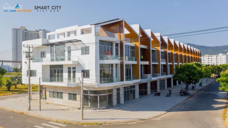 Nhà phố 4 tầng Oriana mặt tiền sông Hàn sát bên 4 tòa trung tâm thương mại - tài chính của Sungroup ảnh 0