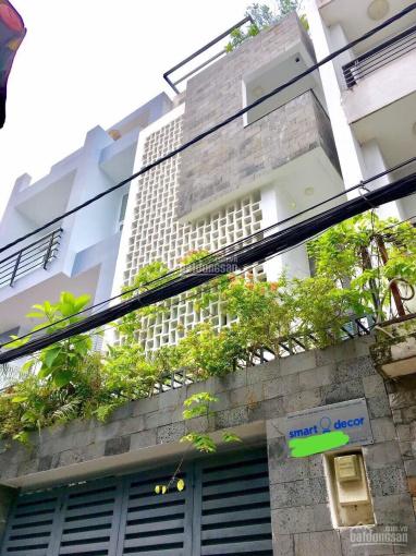 Bán gấp nhà HXH đường Thống Nhất, góc Quang Trung. Nhà đẹp 5 tầng + full nội thất, chỉ 6.1 tỷ ảnh 0