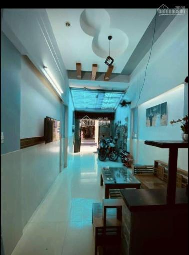 Cho thuê nhà có nội thất Phan Huy Ích, P. 14, Gò Vấp 2 lầu 3 phòng ngủ ảnh 0