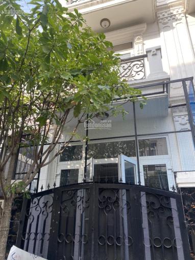 Bán nhà 1 trệt 3 lầu, 4.65x16m, giá 4,8 tỷ, cuối đường Nguyễn Oanh - Gò Vấp ảnh 0
