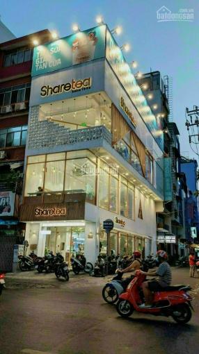 Góc 2 mặt tiền Tân Quý, Q. Tân Phú ngay Aeon Mall, DT: 6x18m, 4 tầng giá 16 tỷ ảnh 0